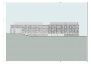 New IFIB building architectural plan.